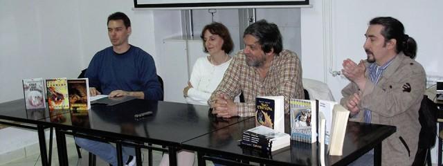 "Održana promocija dela fantastične i avangardne književnosti u izdanju ""Everest Medije"""