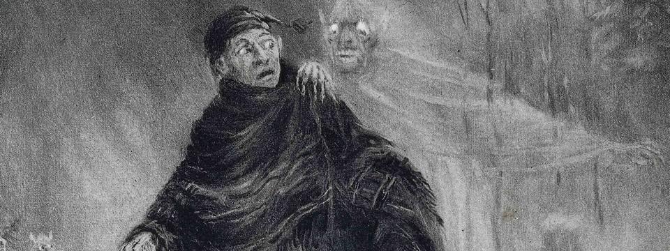 """Engleska priča o duhovima: od klasične do moderne"""