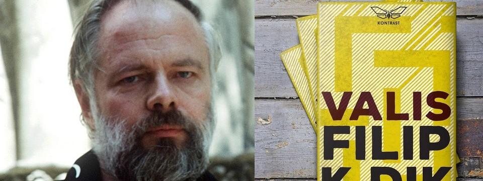 "Promocija romana ""Valis"" Filipa K. Dika"